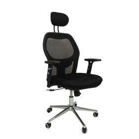 Chaise de bureau Heavy Duty - Noir