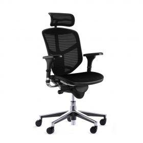COMFORT bureaustoel Enjoy Classic (met hoofdsteun)