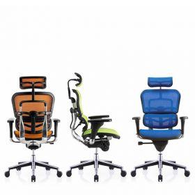 COMFORT bureaustoel Ergohuman Classic (met hoofdsteun)