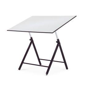 Table à dessin réglable - Planche 90x130 cm