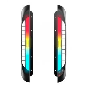 Unité de lumière LED RGB LED pour bureau (gaming)